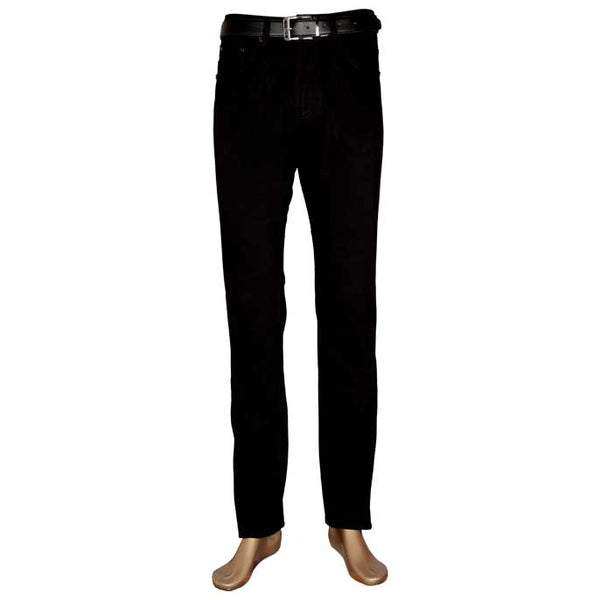 Casual Trouser in Black SKU: BD2489-Black