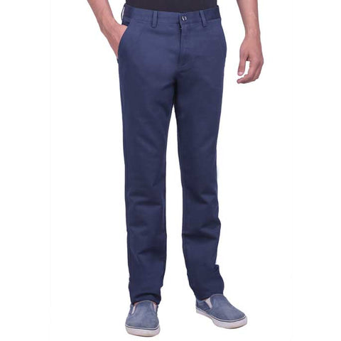 Imported Formal Cotton Trouser SKU: BD2666-Blue