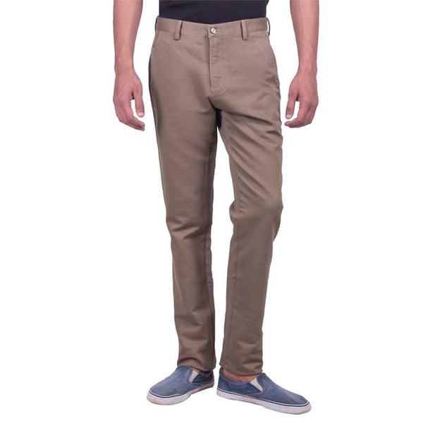 Imported Formal Cotton Trouser SKU: BD2666-L-Brown