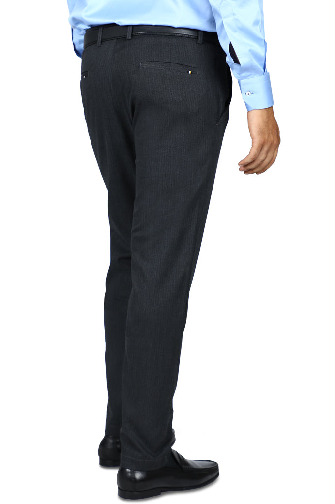 Formal Trouser for Men SKU: BD2916-C-Grey - Diners