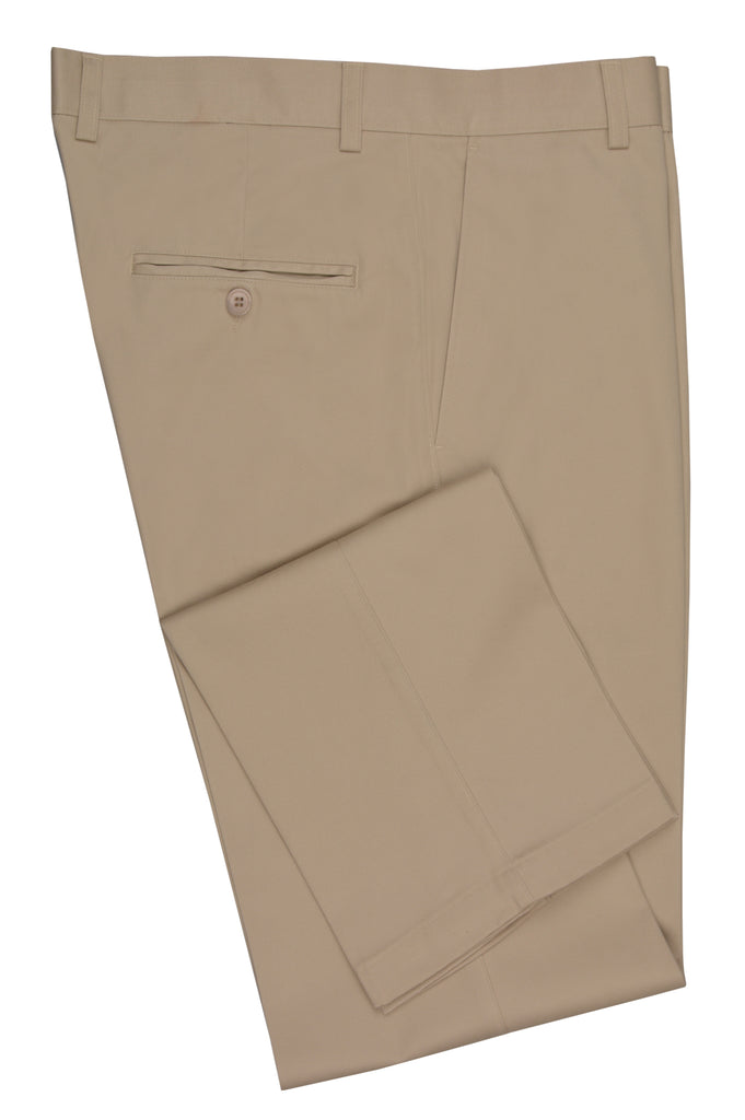 Formal Trouser for Men SKU: BH2777-L-Fawn - Diners