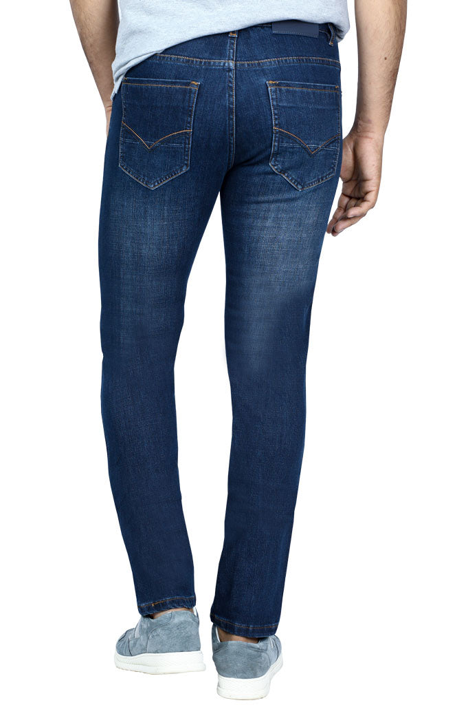 Casual Jeans  SKU: BJ2906-D-Blue - Diners