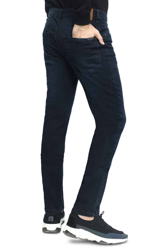 Casual Jeans for Men SKU: BJ2925-D-BLUE - Diners