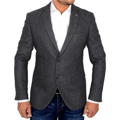 BLAZER FOR MEN (CA3851-GREY)