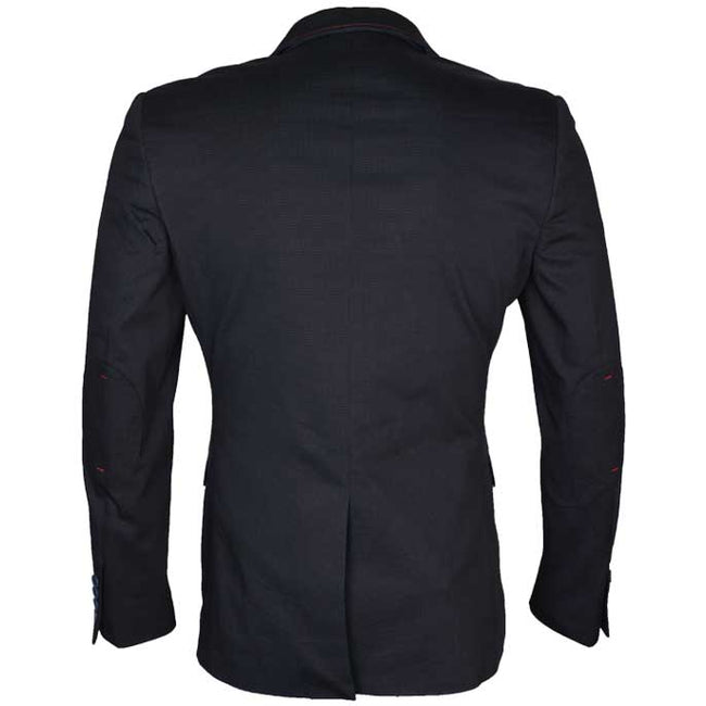 Regular Mens Blazer In SKU: CA3859-N-BLUE