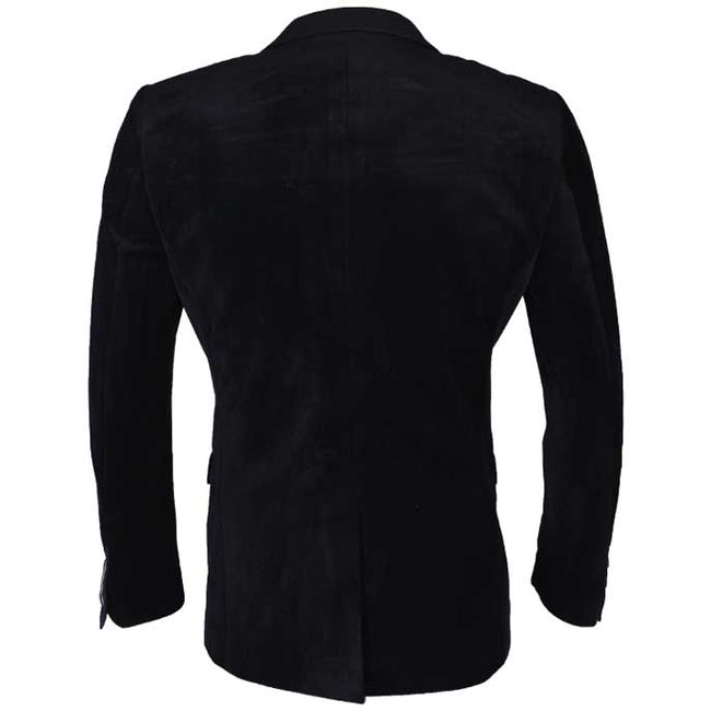 Regular Mens Blazer In SKU: CA3860-N-BLUE
