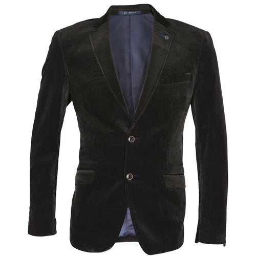 Regular Mens Blazer In SKU: CA3861-GREY
