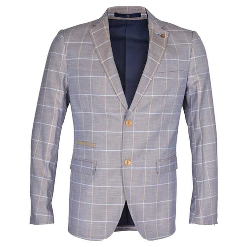 Regular Mens Blazer In SKU: CA3891-L-GREY