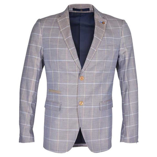 Mens Blazer SKU: CA3891-L-GREY