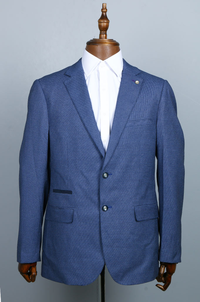 Mens Blazer SKU: CA3925-Blue