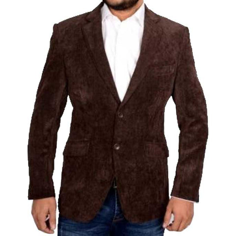 Blazer for men (CB3853-Brown)