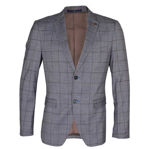 Regular Mens Blazer In SKU: CG3888-GREY