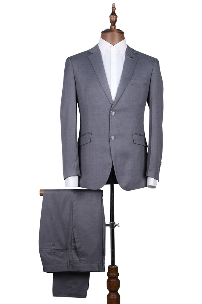 Diner's 2 Pcs Suit in L-Grey SKU: DA891 - Diners