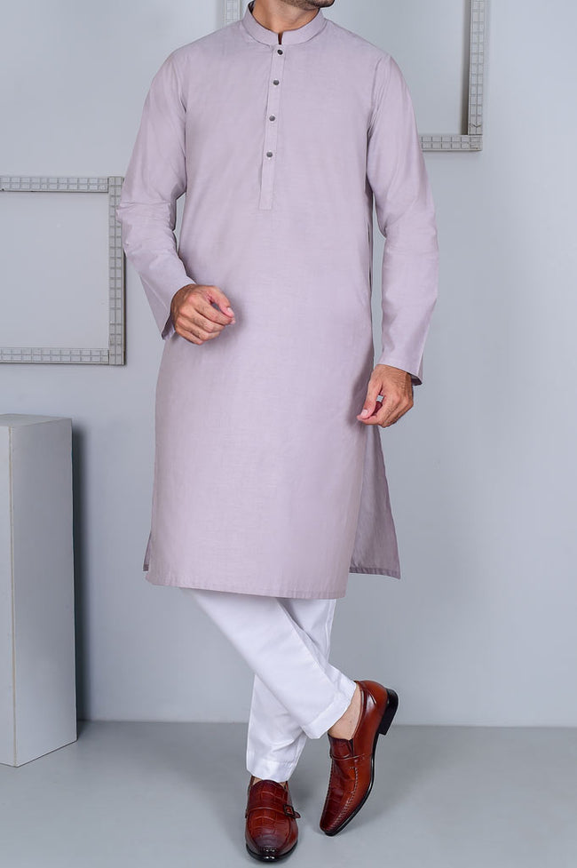 Formal Kurta In Brown SKU: EA2638