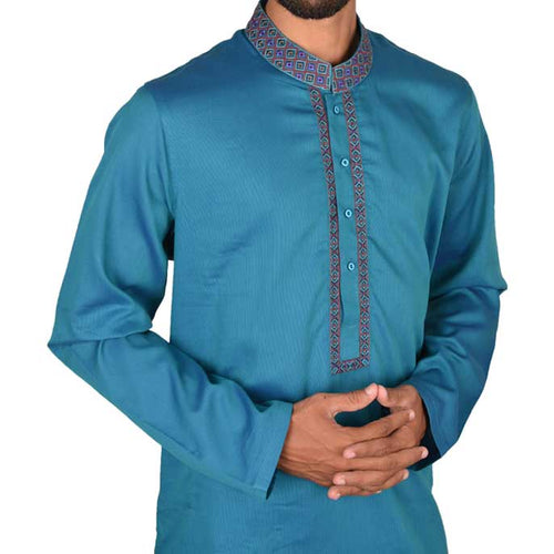 Kurta in GREEN SKU: EA2138-GREEN