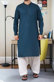 Formal Kurta In D-Green SKU: EA2734-D-Green