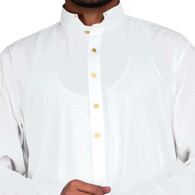 Formal Shalwar Suit for Men (EG2320-WHITE)