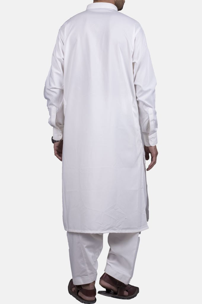 Formal Shalwar Suit for Man (EG2377-OFF-WHITE)