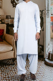 Formal Shalwar Suit for Man SKU: EG2401-Sky Blue