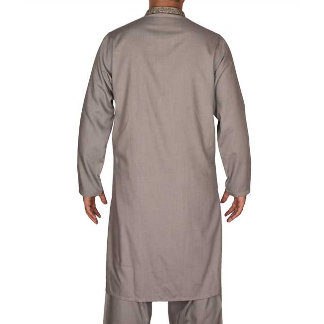 Formal Shalwar Suit for Men (EG2489-L-GREEN)