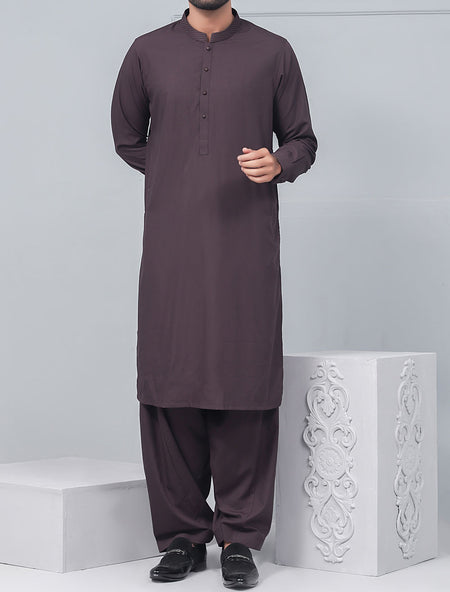 Formal Shalwar Suit for Men (EG2406-BEIGE)
