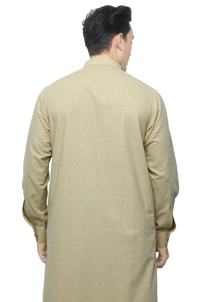 Formal Shalwar Suit for Men SKU: EG2855-FAWN - Diners