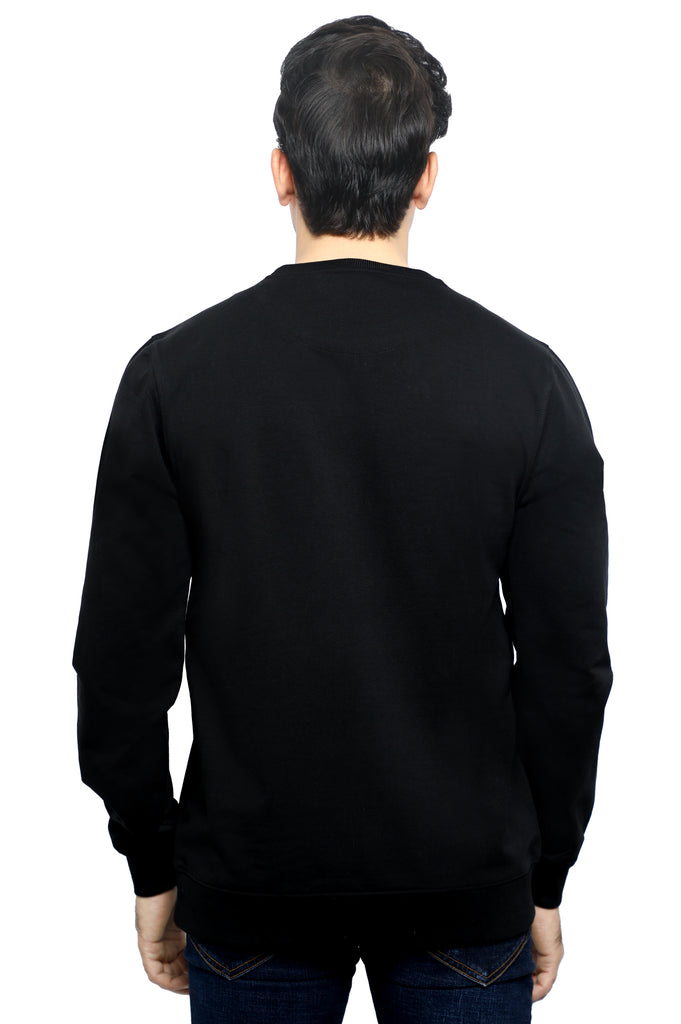 Diner's Men's Sweat Shirt SKU: FA914-BLACK