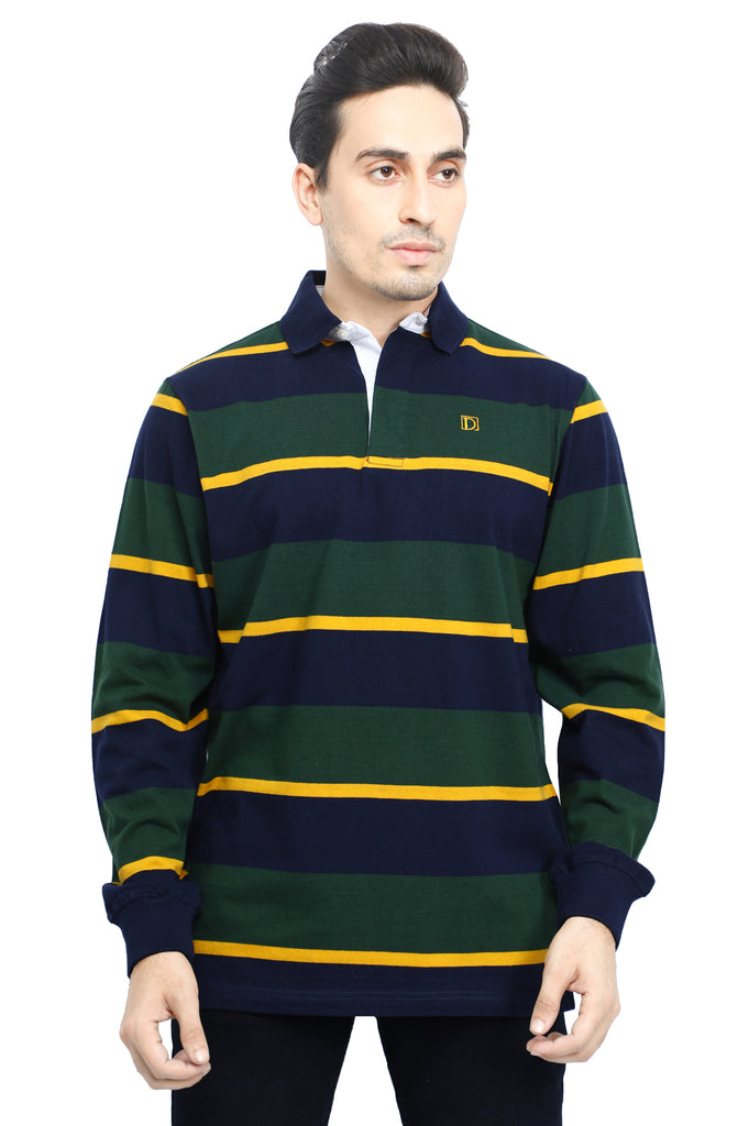 Diner's Men's Sweat Shirt SKU: FA939-GREEN - Diners