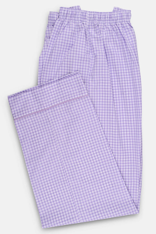 Diner's Night Suit In L-Purple SKU: FAC0364-L-Purple
