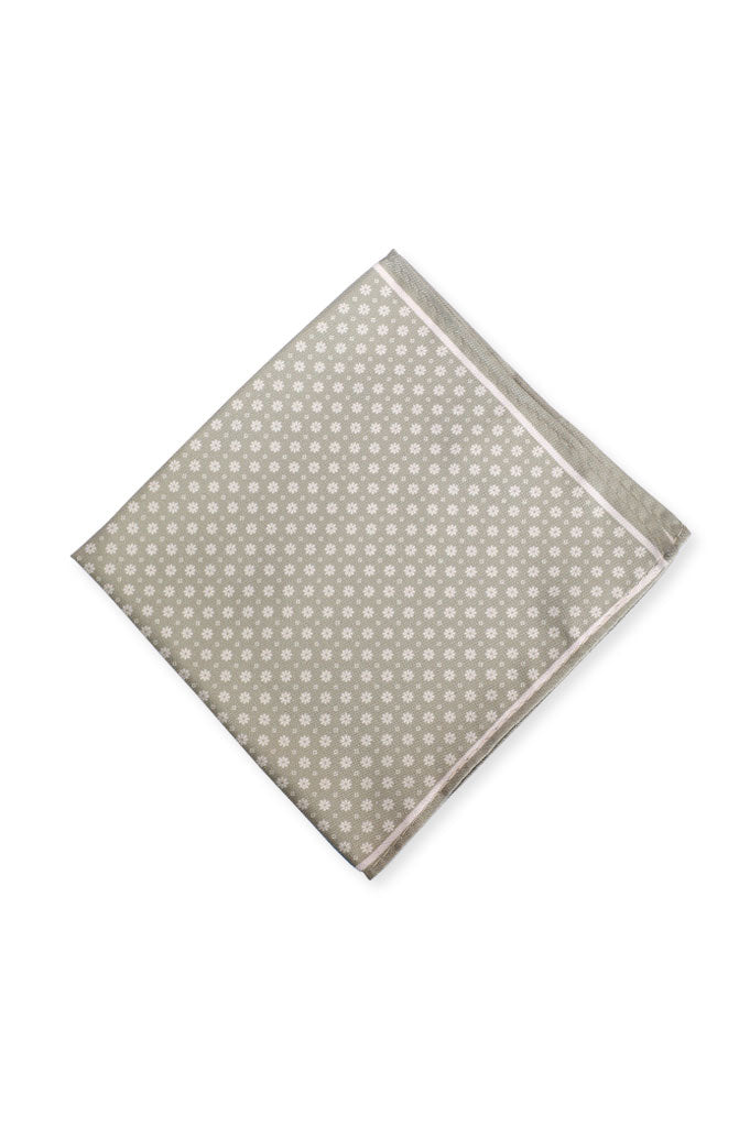 Diner's Pocket Squares (Four Sided) SKU: HK0003-D-Fawn