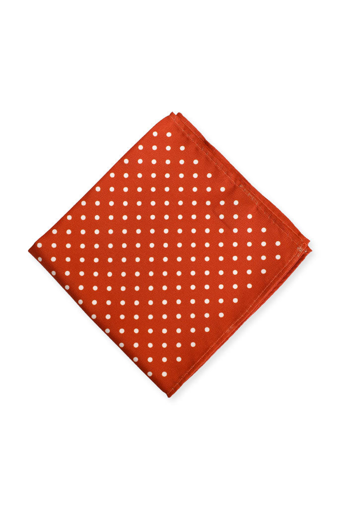 Diner's Pocket Squares (Four Sided) SKU: HK0004-Peach - Diners