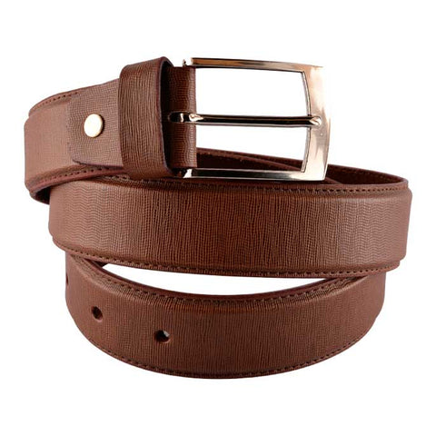 Men's Belt In D-Brown SKU: IB13-D-BROWN
