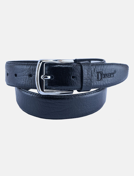 Men's Belt In Black SKU: IB80-BLACK