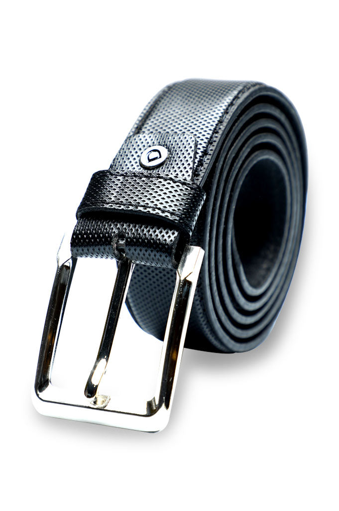 Men's Belt In Black SKU: IB84-BLACK