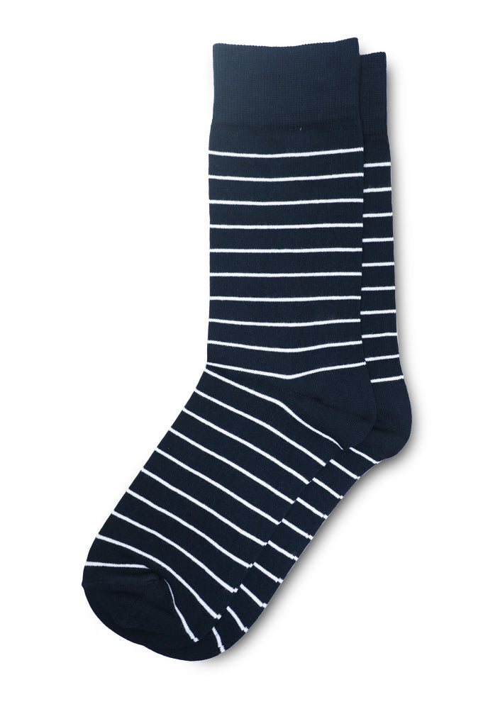 Diner's Socks SKU: JAD629-N-BLUE