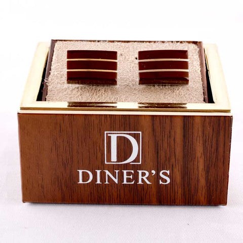 Diner's Luxury Cufflinks In Multy SKU: KA192-Multy