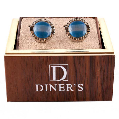 Diner's Luxury Cufflinks In Multy SKU: KA196-Multy