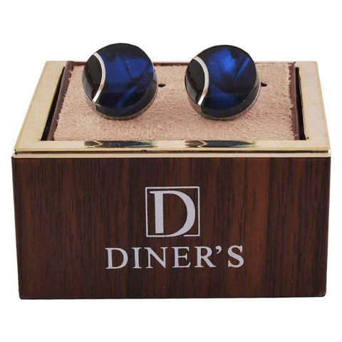 Diner's Luxury Cufflinks In Multy SKU: KA213-Multy