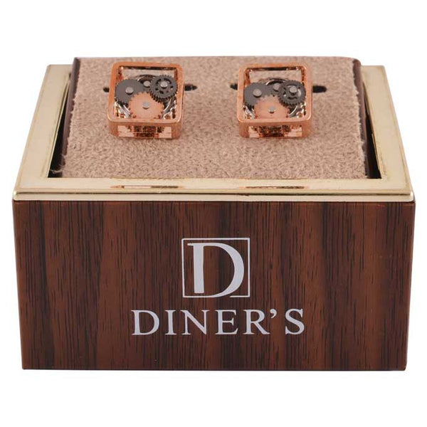 Diner's Luxury Cufflinks In Multy SKU: KA221-Multy