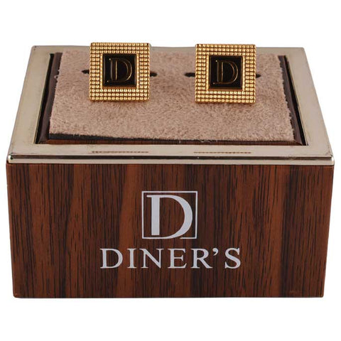 Diner's Luxury Cufflinks In Multy SKU: KA226-Multy