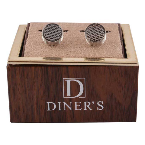 Diner's Luxury Cufflinks In Multy SKU: KA229-Multy