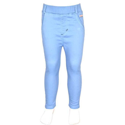 Trouser For Kids In L-Blue SKU: KBC-0144-L-BLUE