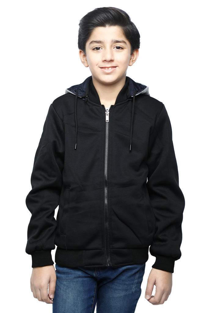 Boys Jacket In Blue SKU: KBF-0049-BLUE - Diners