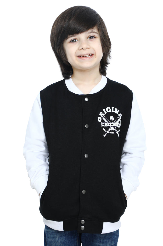 Boys Jacket In Navy SKU: KBF-0060-NAVY - Diners