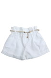Girls Short SKU: KGD0002-White - Diners