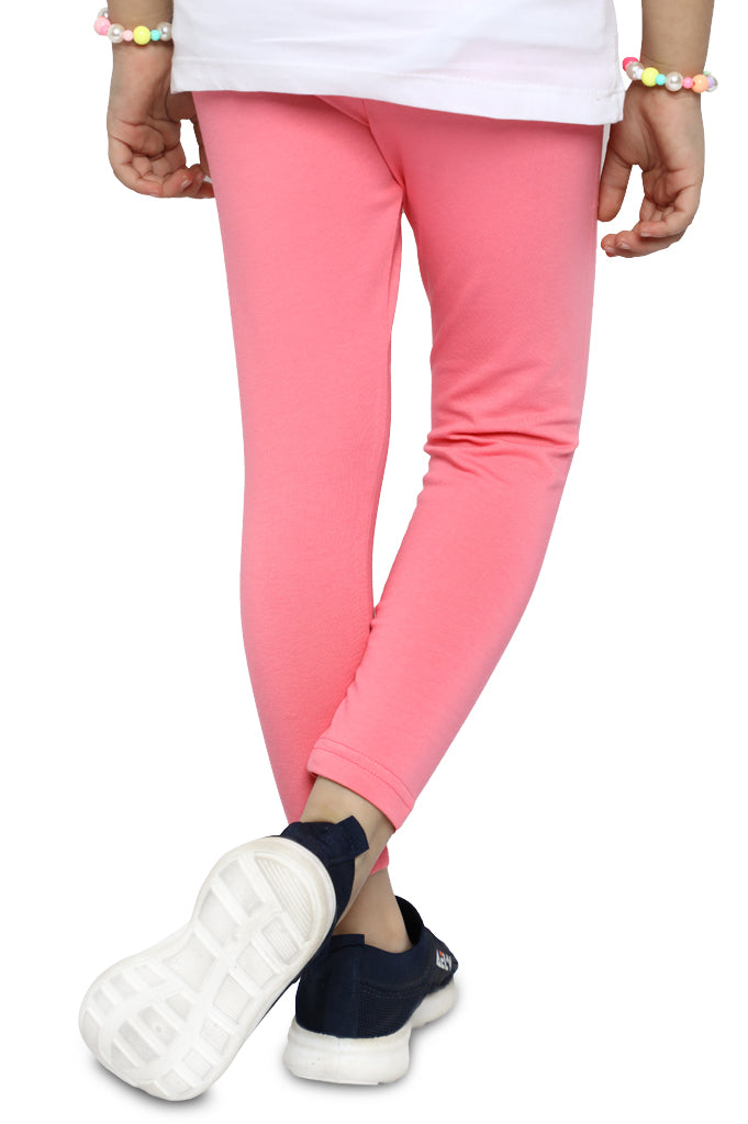 Tights For Girls In Pink SKU: KGT-0028A-PINK - Diners