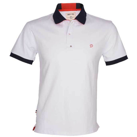 Polo T-Shirt for Men (NA488-White)