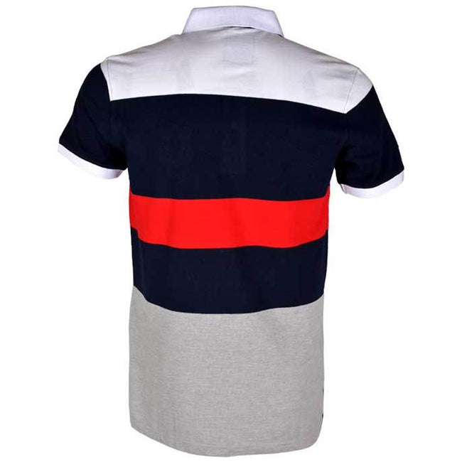 Diner's Men's Polo, T-Shirt SKU: NA552-White