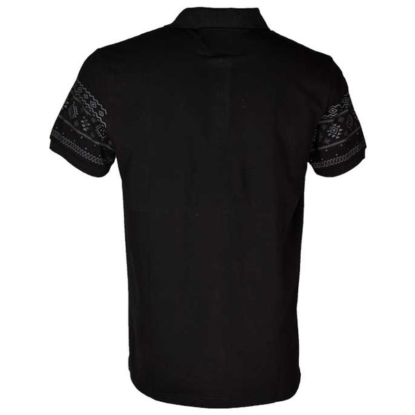 Diner's Men's Polo, T-Shirt SKU: NA581-BLACK