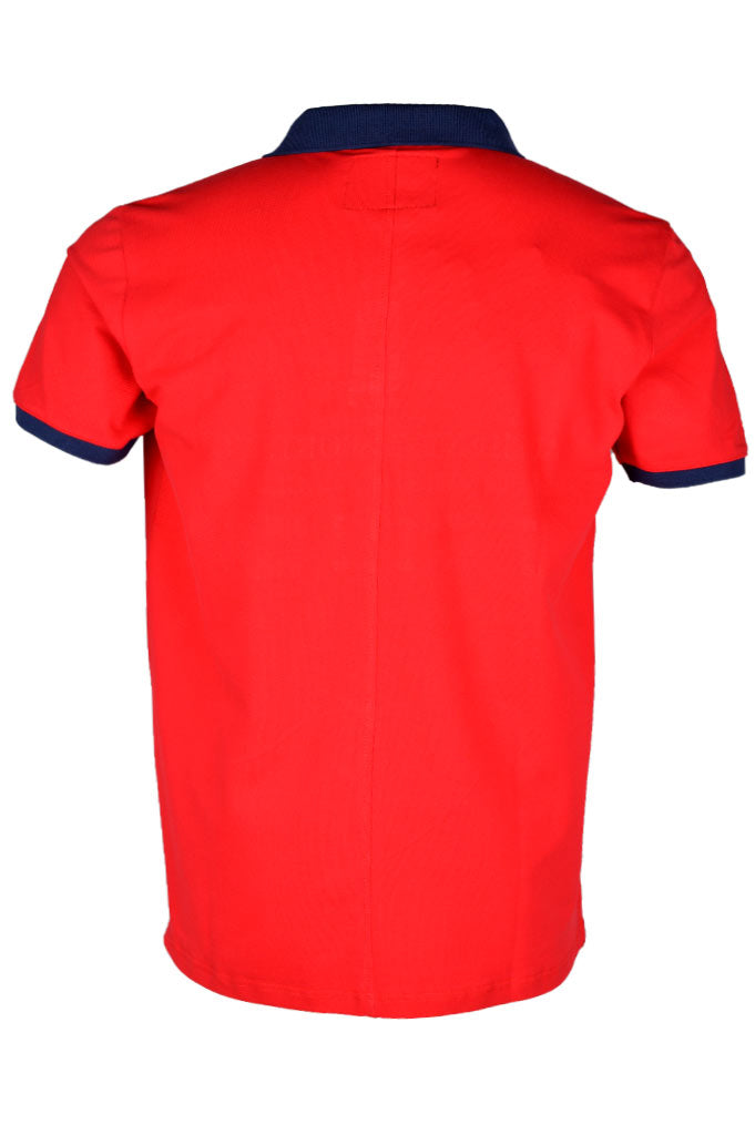 Diner's Men's Polo T-Shirt SKU: NA586-RED
